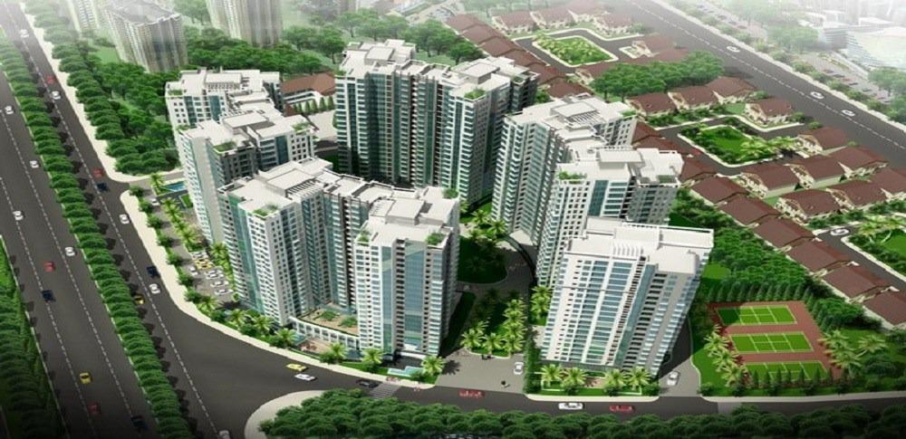 Hình ảnh dự án Tecco Town Bình Tân