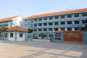 trường cấp 2 Tân Tạo A TECCO TOWN Bình Tân