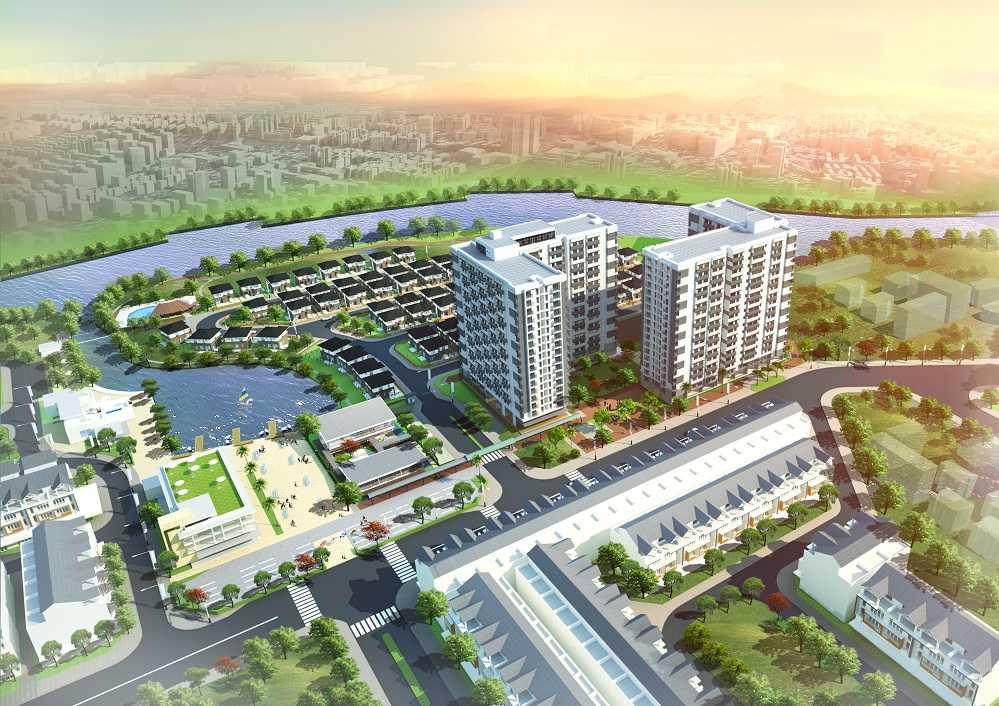 flora fuji residence - Giá bán căn hộ tại dự án AKari City và Flora Novia là bao nhiêu